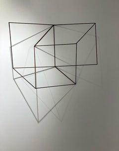 Varilla De Hierro - 21st Century, Contemporary Art, Abstract, Iron Sculpture