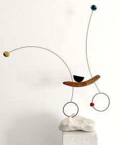 Vehículo A La Felicidad - 21st Century, Contemporary Art, Abstract Sculpture