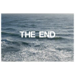 Luke Butler The End Limited Edition Print