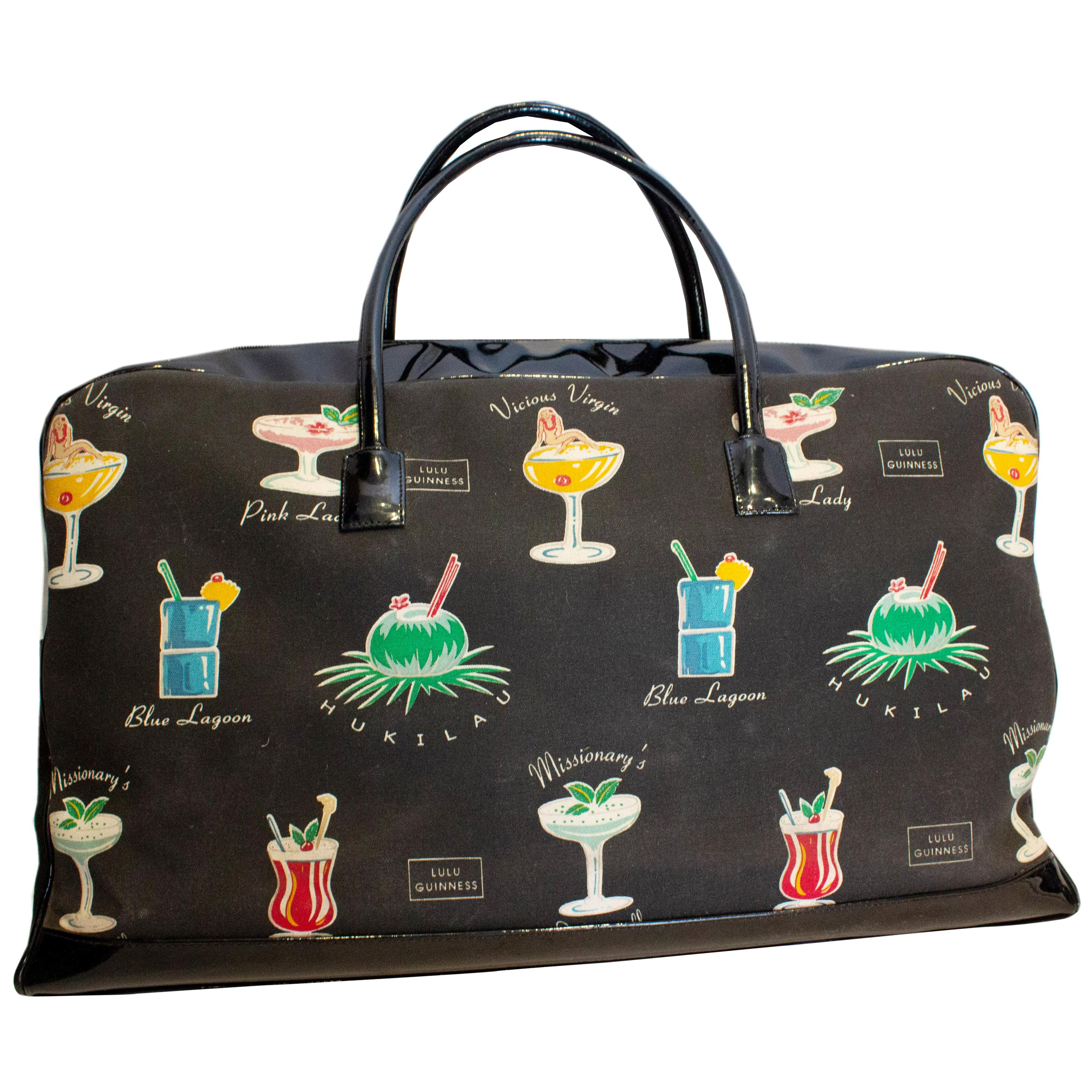 Lulu Guiness Cocktail Case
