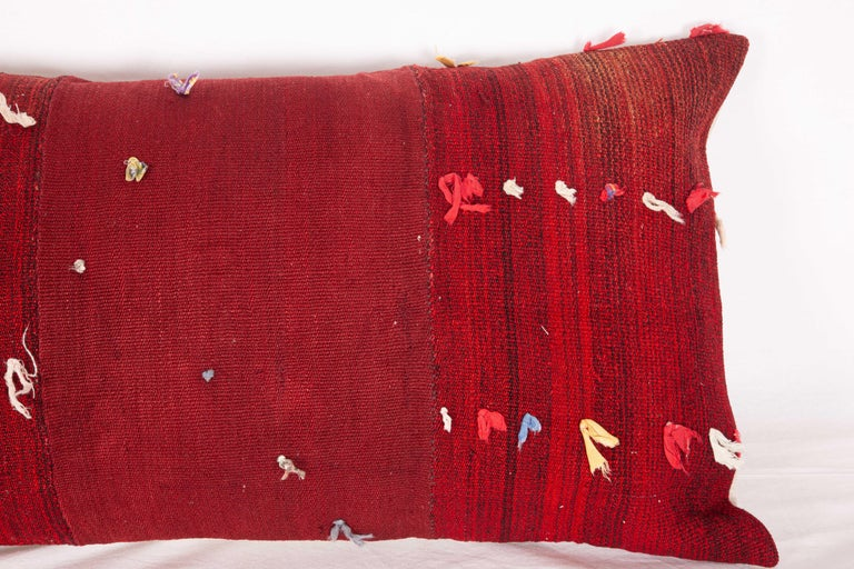 Lumbar Pillow Case Fashioned from a Mid-20th Century Anatolian Cover For Sale 1