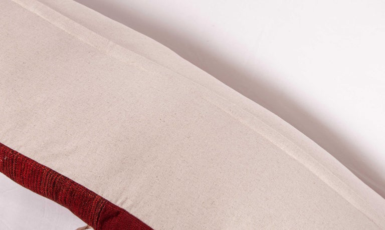 Lumbar Pillow Case Fashioned from a Mid-20th Century Anatolian Cover For Sale 2