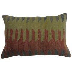 Lumbar Turkish Kilim Pillow