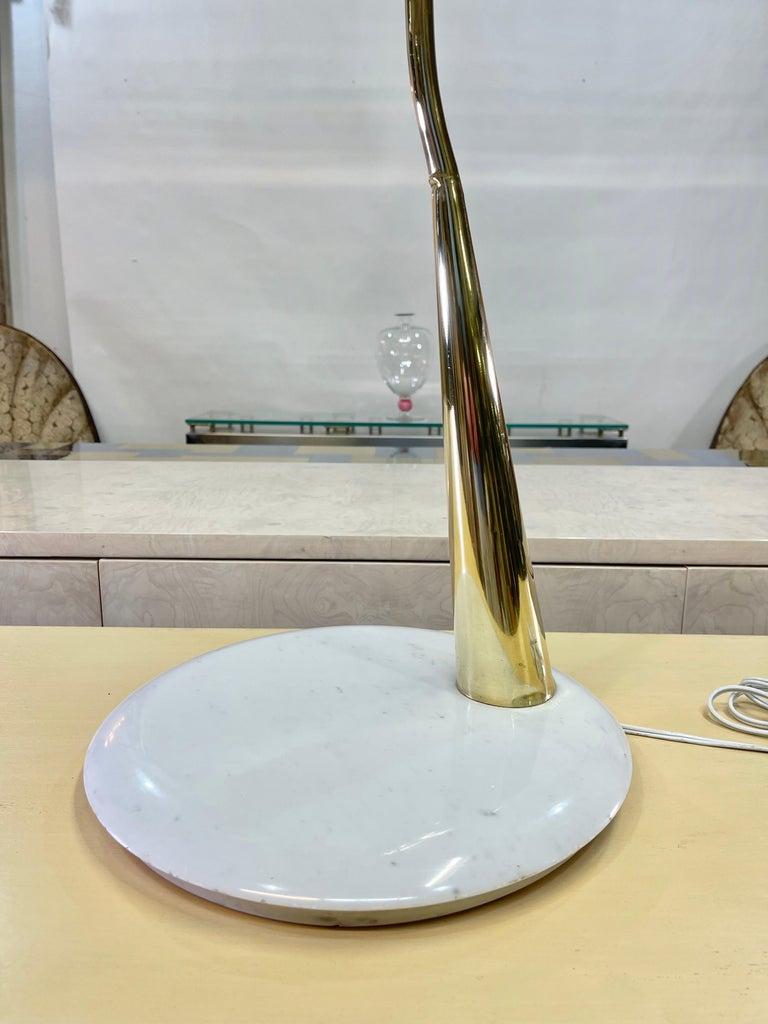 Lumen Milano 1950s Floor Lamp by Oscar Torlasco For Sale 8