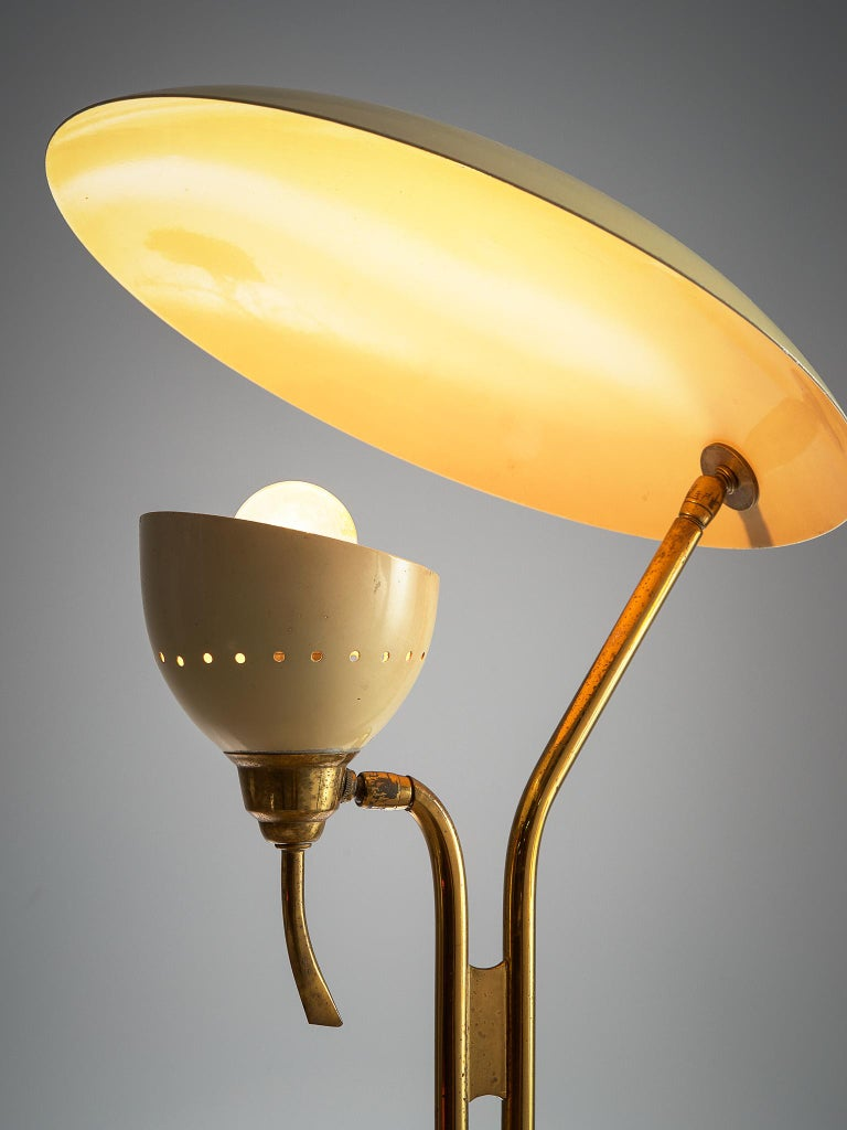 Lumen Milano Table Lamp, 1950s In Good Condition For Sale In Waalwijk, NL