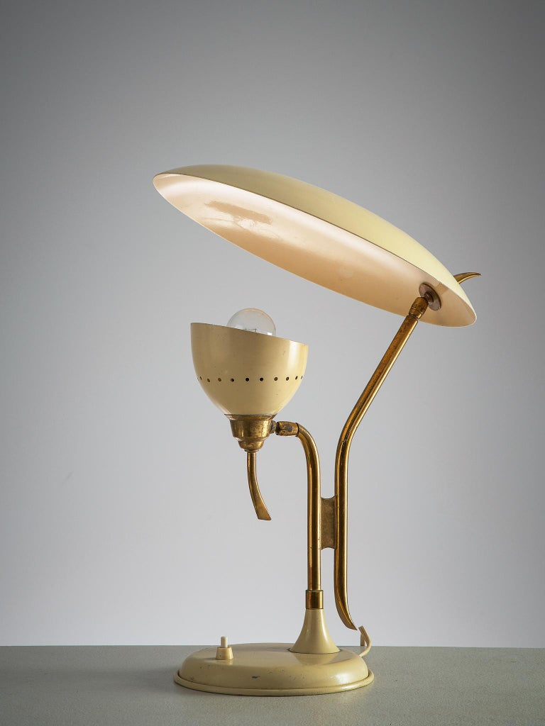 Lumen Milano Table Lamp, 1950s For Sale 1