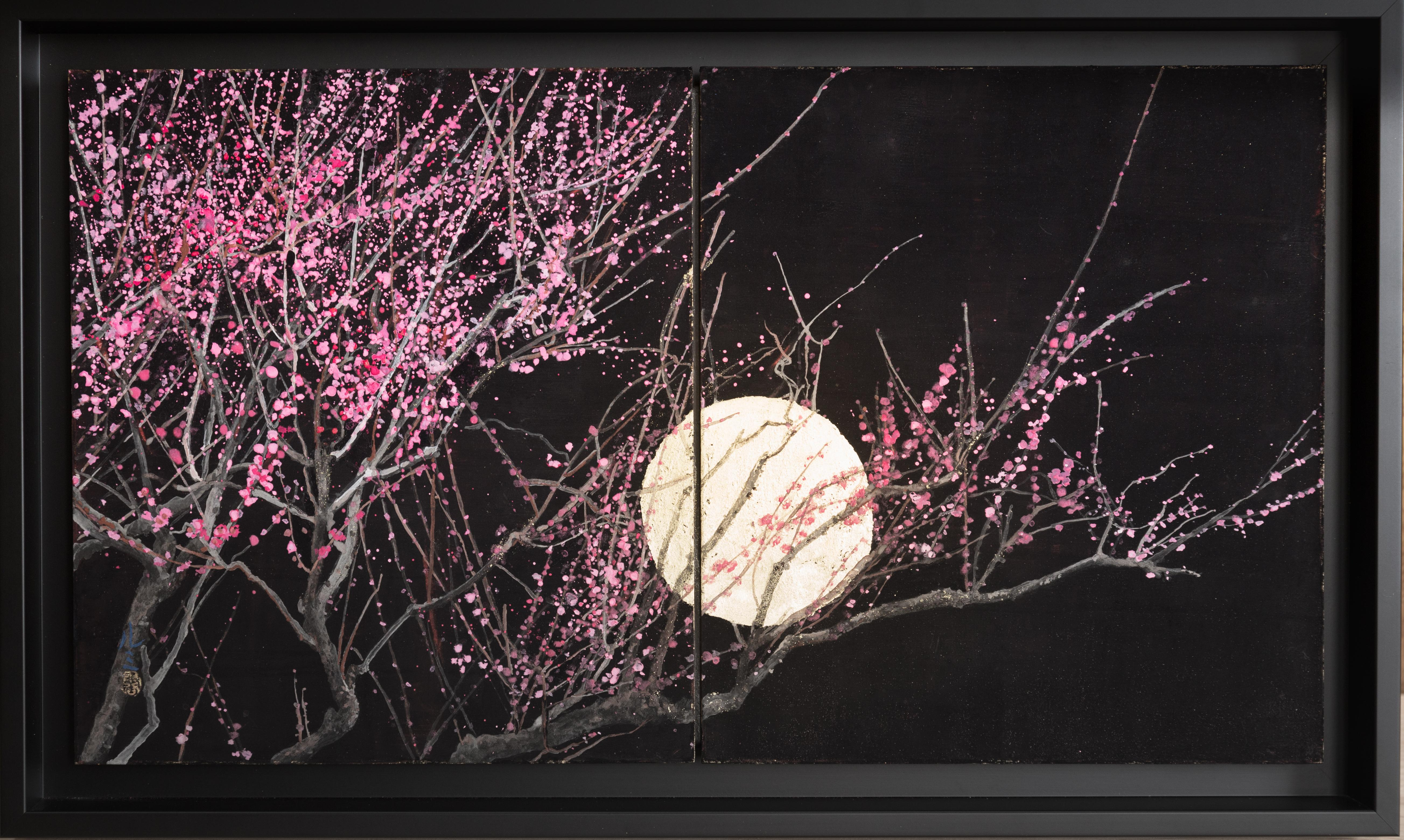 Nocturn III, Japanese Painting