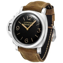 Luminor 1950 Left-Handed Steel 'PAM00557'