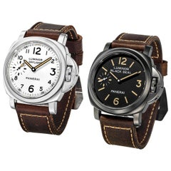 Luminor 8-Days Limited Edition Set 'PAM00594/PAM00602'
