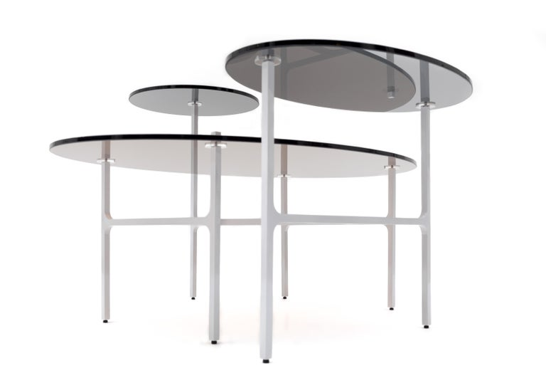 American LUNA Nesting Table For Sale