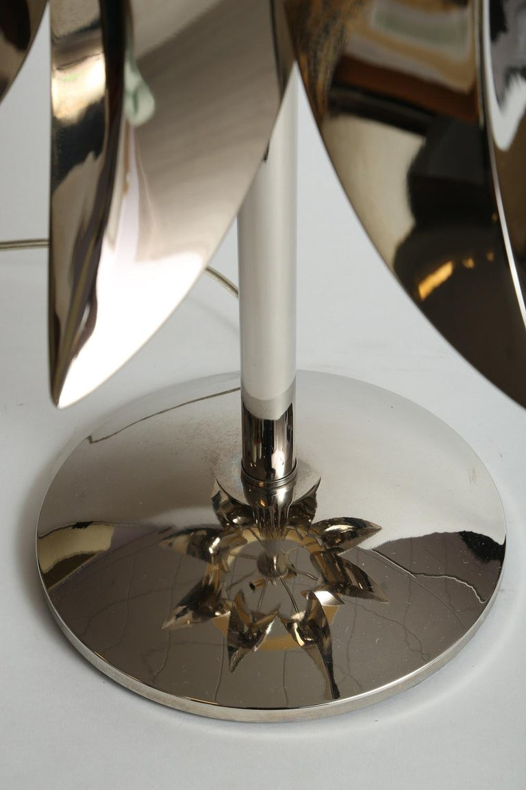 Luna Table Lamp by Selezioni Domus, Made in Italy In New Condition For Sale In Miami, FL