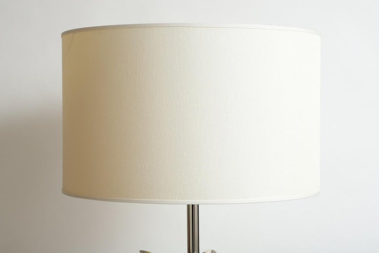 Luna Table Lamp by Selezioni Domus, Made in Italy For Sale 1