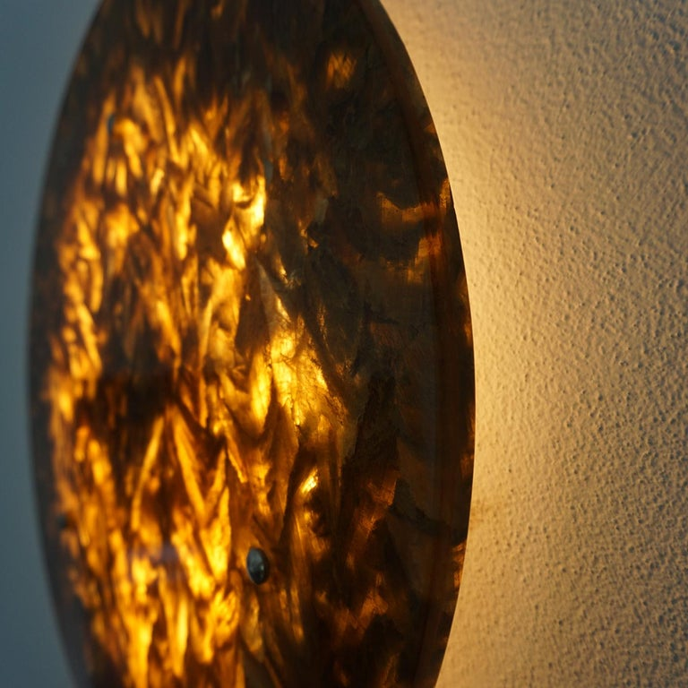 Luna Wall Sconce In New Condition For Sale In Milan, IT