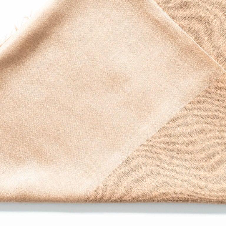 Contemporary LUNAR Cashmere Scarf / Wrap For Sale