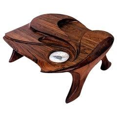 """Lunar Sea II"" Coffee Table by Michael Coffey"