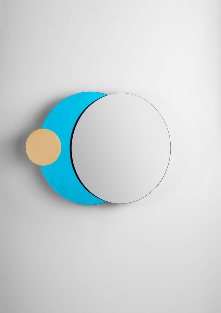 Islamic Lunar Tale Mirror For Sale