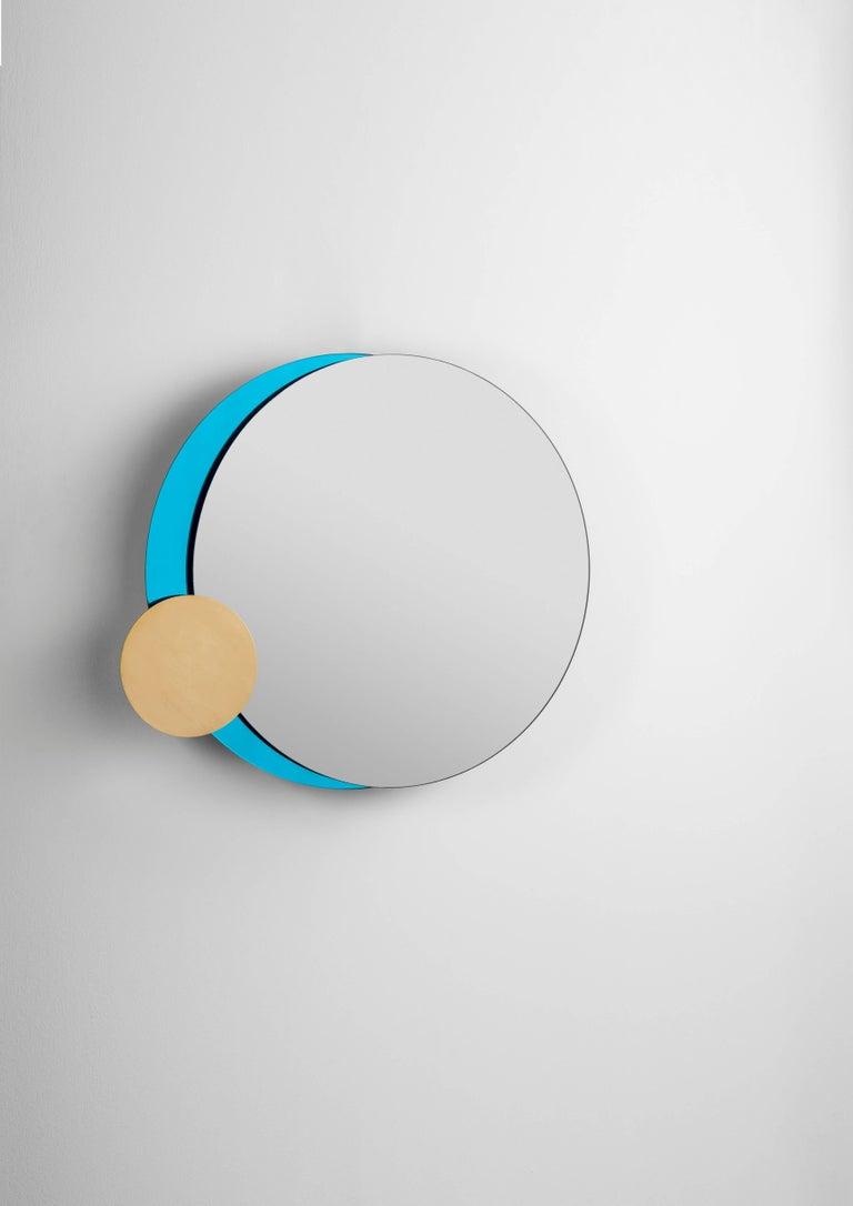 Spanish Lunar Tale Mirror For Sale