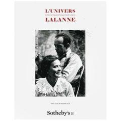 L'univers Lalanne, Collection Claude & Francois-Xavier Lalanne, Sotheby's, 2019