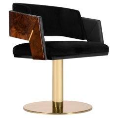 Lupus Swivel Dining Chair