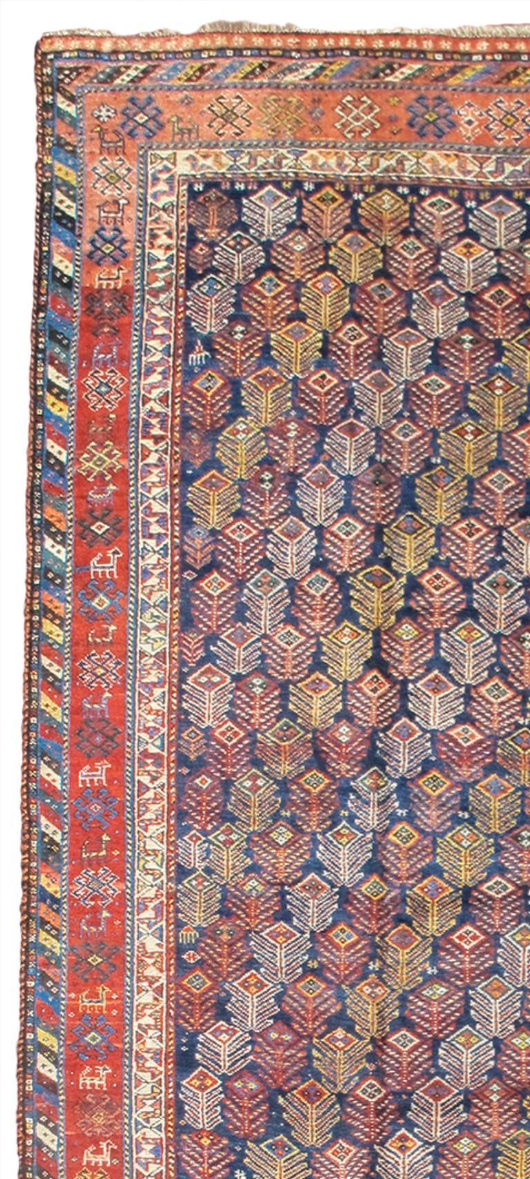Luri long rug. Measures: 5'3