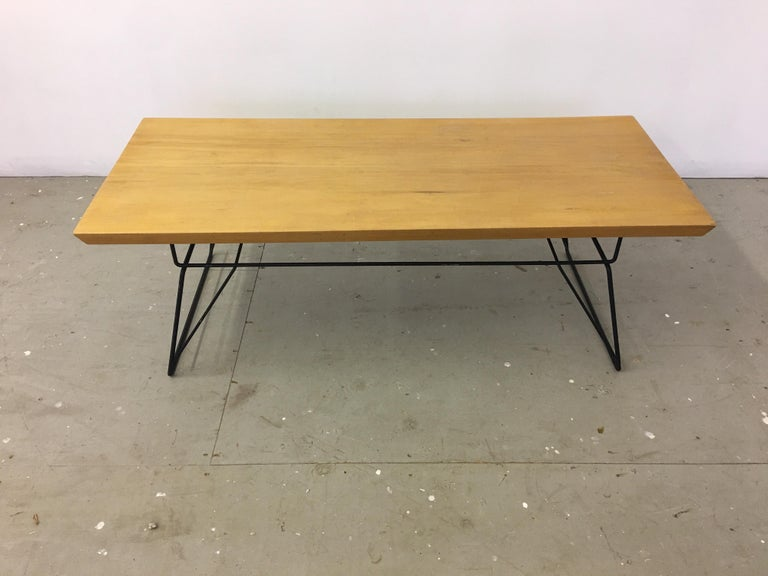 American Luther Conover Style Coffee Table For Sale