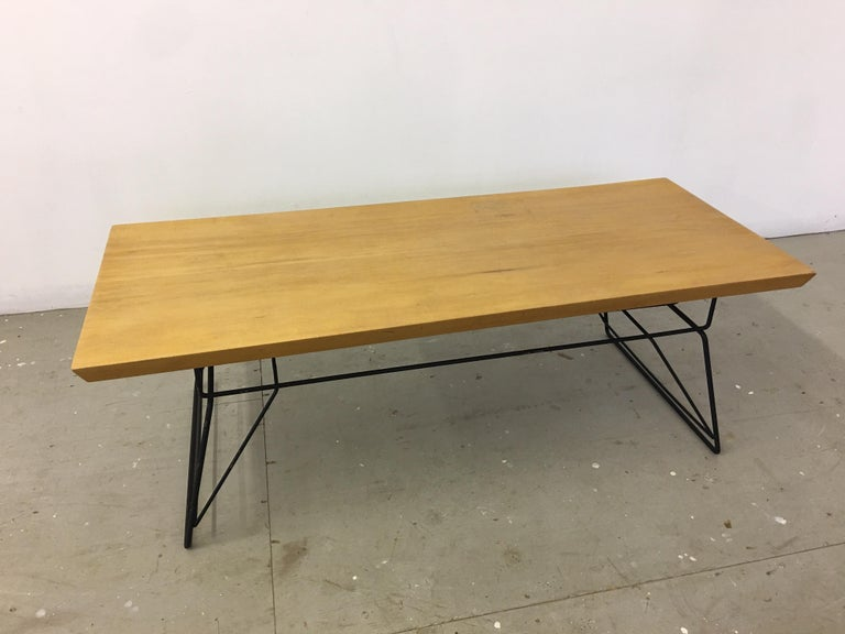 Luther Conover Style Coffee Table For Sale 2