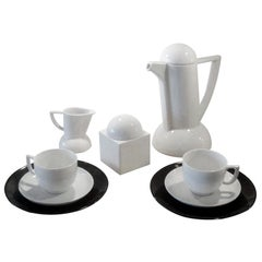 Lutz Rabold 'City Scape' Tea Set for Arzberg, 1980