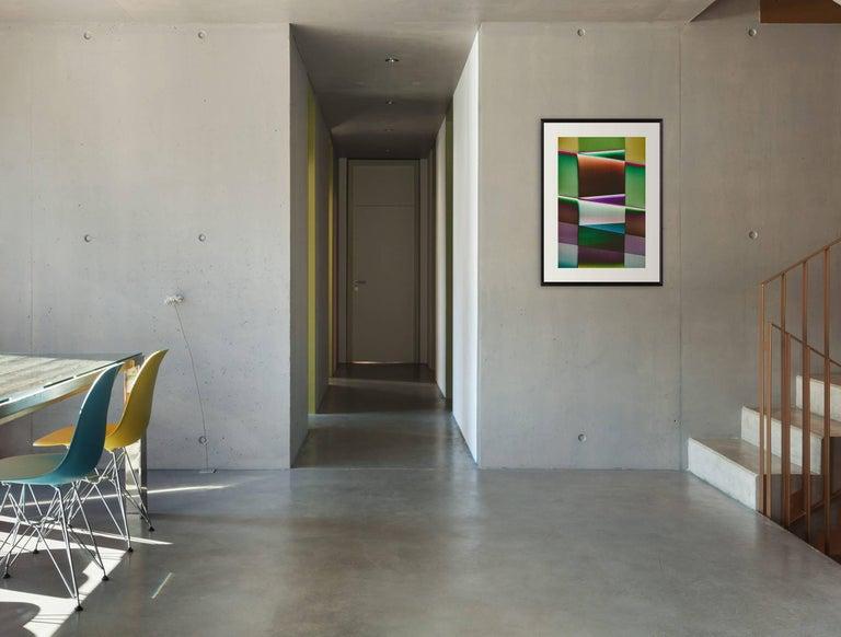 Color field 12 - Photograph by Luuk de Haan