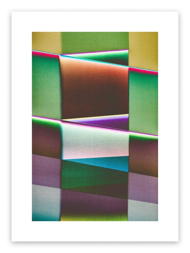 Luuk de Haan Abstract Photograph - Color field 12