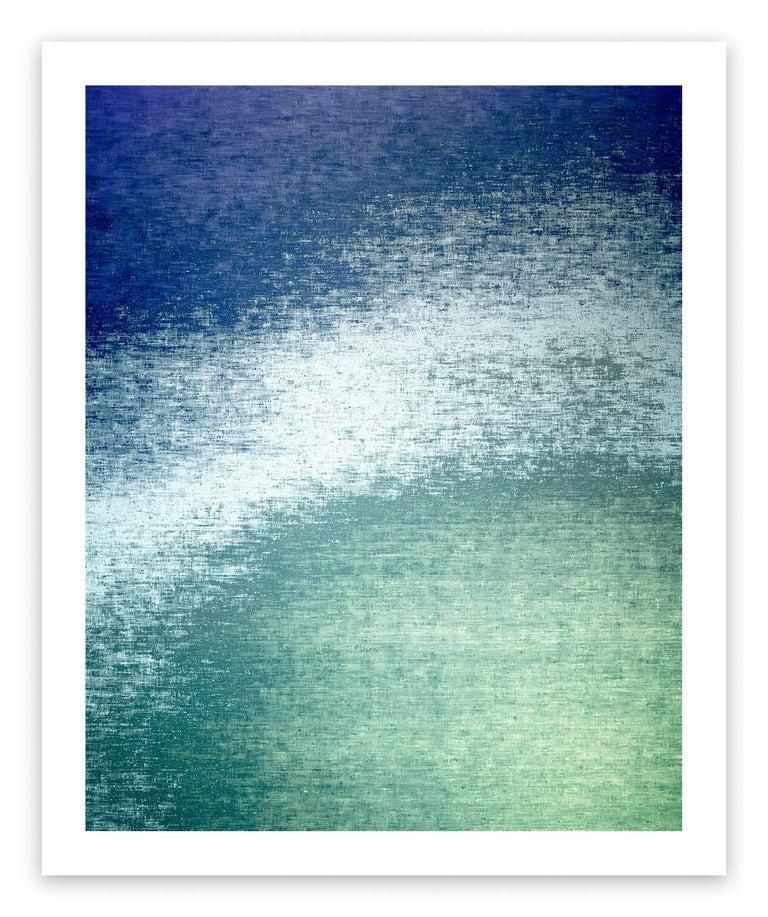 Luuk de Haan Abstract Photograph - Digital Noise Through Analog Eyes 28