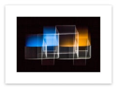two bridged squares 1 (Abstract photography)