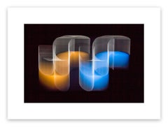 Two Bridged Squares 6 (Abstract photography)