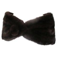 Luxurious Fur Stole Goodfriends Austin