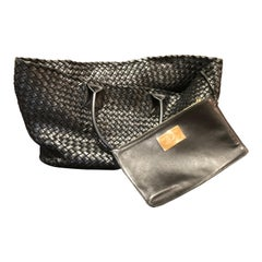 Luxurious Large Bottega Veneta Cabat Signature Leather Tote