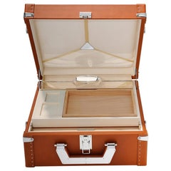 Luxury Cuban Cognac or Green Suitcase