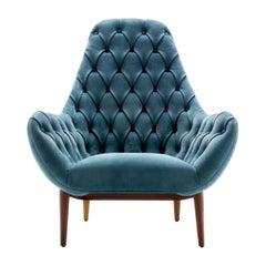 Luxury High Armchair