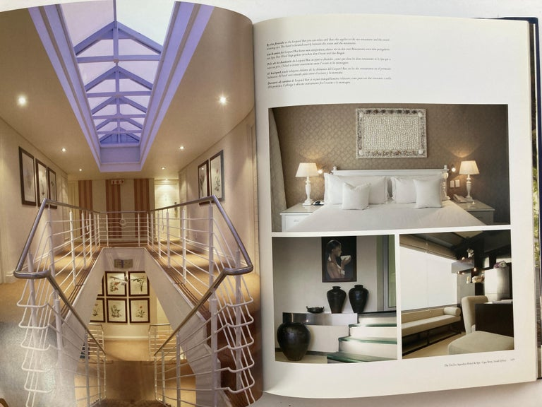 Luxury Hotels Africa Middle East Hardcover Coffee Table Book 4