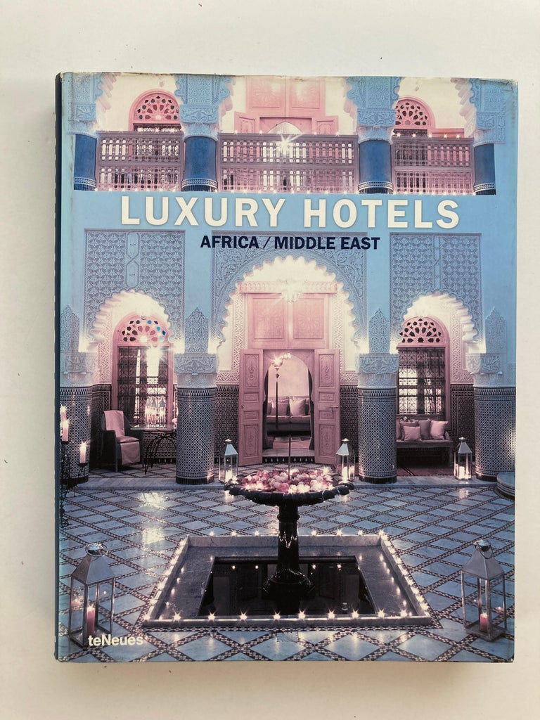 Luxury Hotels Africa Middle East Hardcover - September 15, 2005 by Martin Nicholas Kunz (Author) This volume of teNeues?s series in luxury hotels around the world takes the reader to hotels in Africa and the Middle East. Let your fantasy take