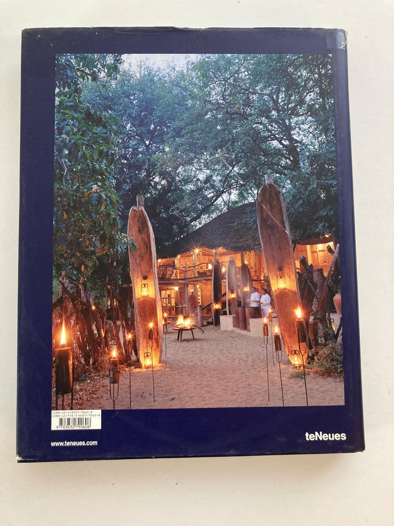 African Luxury Hotels Africa Middle East Hardcover Coffee Table Book