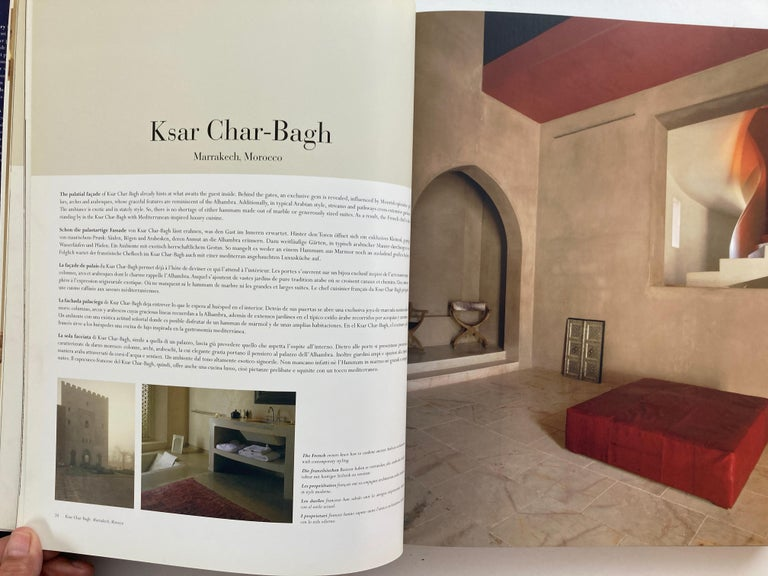 Luxury Hotels Africa Middle East Hardcover Coffee Table Book 1