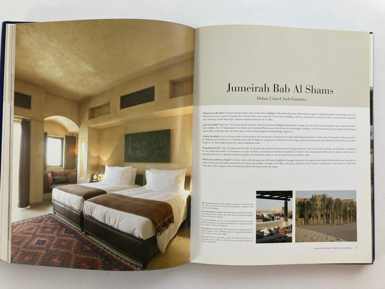 Luxury Hotels Africa Middle East Hardcover Coffee Table Book 2