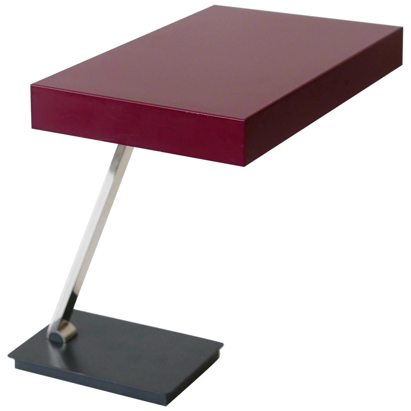 Luxury Mid-Century Modern President Table Lamp by Kaiser Leuchten 1960s Germany