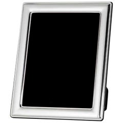 Luxury Sterling Silver Frame, Italy 20 x 25 cm