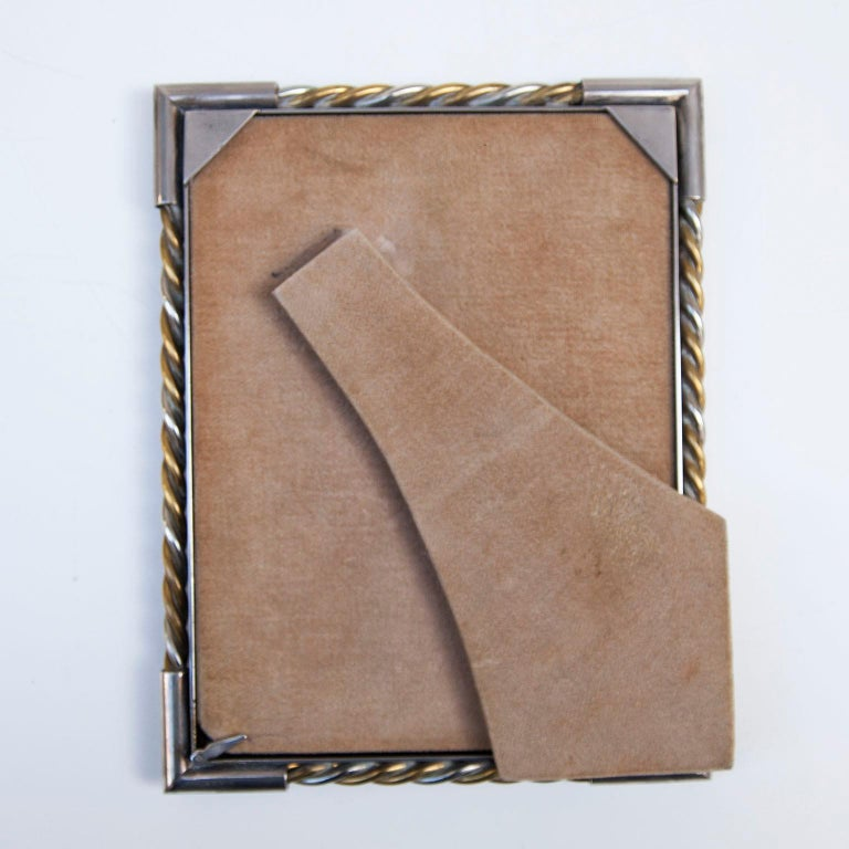 Luxury Vintage Gucci Picture Frame, 1970 For Sale 2