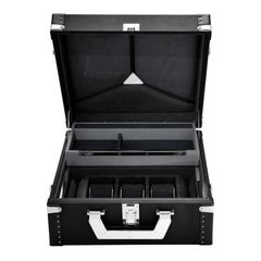 Luxury Watch Black or Brown Suitcase