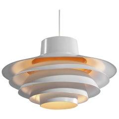 Lyfa Ceiling Lamp Scandinavian Pendant White