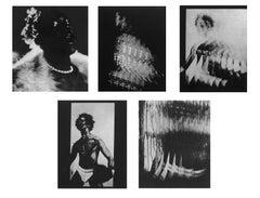 Five Photogravures by Lyle Ashton Harris
