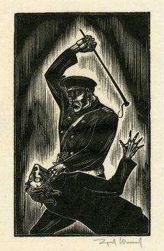 Gods' Man, Plate 86