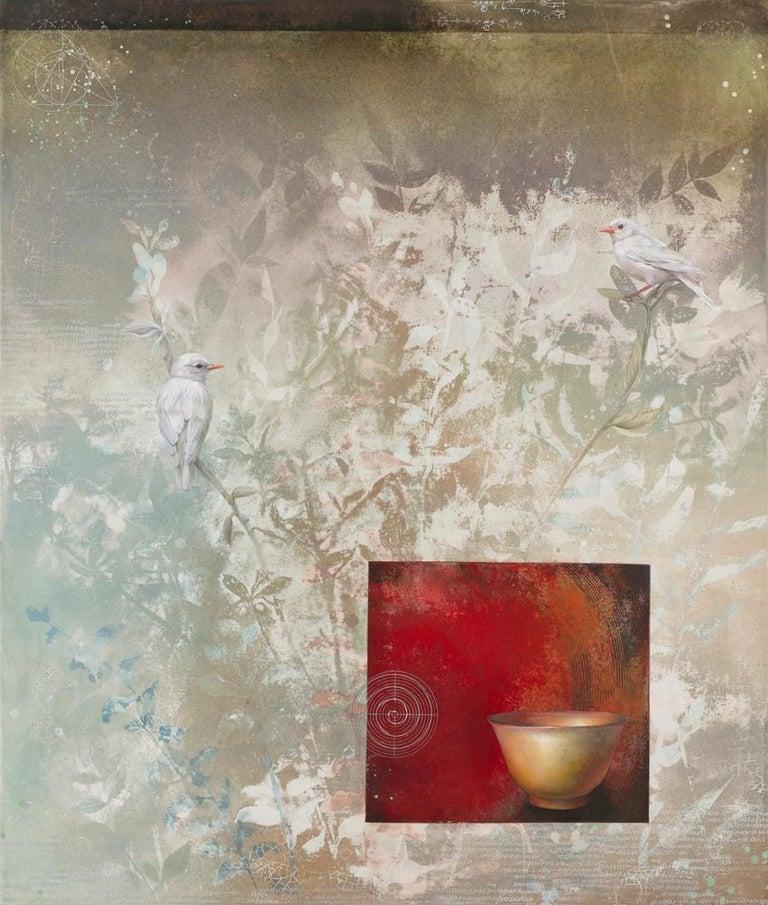Tenemos II - Painting by Lynda Lowe