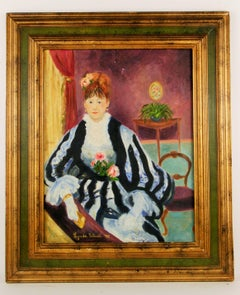 French Impressionist Countess Portrait